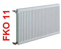 Стальной панельный радиатор Kermi FKO Х1 тип 11  500\1000 (1147Вт) Германия