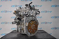 Двигатель Nissan Versa 12-19 usa HR16DE 1.6 крутит