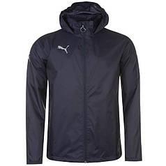Ветровка подростковая Puma Essentials Core Rain Jacket Junior Boys размер 13 (XLB) 152 см