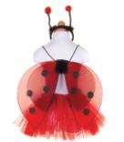 Набір спідниця крильця обруч для голови Glitter Ladybug Great Pretenders (43575)