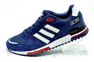 Кросівки Adidas ZX750 чоловічі сині