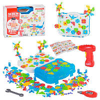 Мозаика детская на шурупах 661-323