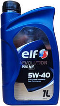 Масло моторное Elf evolution 900 NF 5W-40 1L 54142