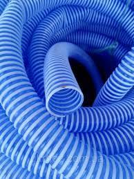 Шланг гофра 40мм ( 25м ) спирально армированный сантехнический сифонный