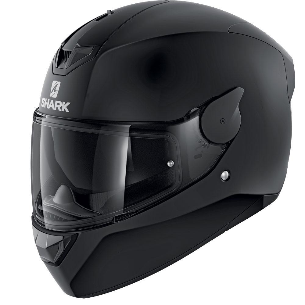 Мото шлем Shark D-Skwal 2 черный матовый, M