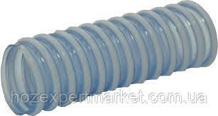 Шланг гофра 50мм ( 25м ) спірально армований сантехнічний сифонний, фото 2