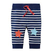 Штаны детские Морские звёзды Jumping Meters (7 лет)