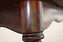 Стол обеденный Гаити 120 см венге (Микс-Мебель ТМ), фото 3