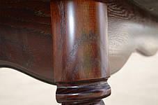 Стол обеденный Гаити круглый каштан (Микс-Мебель ТМ), фото 2