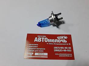 Лампа галогенна H7 12V 55W +70%
