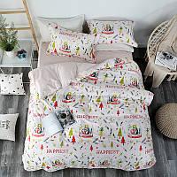 Комплект постільної білизни найщасливіший (полуторний) Berni Home, фото 1