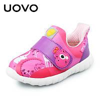 Кроссовки для девочки Жираф Uovo (24)
