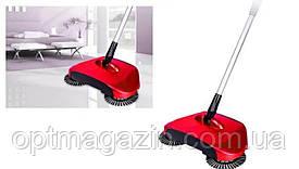 Ручна підмітальна машина Sweep drag all-in-one | Подвійний віник Sweep drag all-in-one