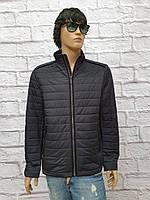 Демисезонная мужская куртка больших размеров(БАТАЛ) DSGdong