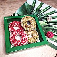 Набор печенья с логотипом на 8 марта
