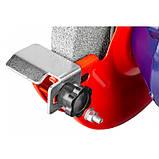 Точило дисково-стрічкове Al-FA ALBG18B : 150 мм Коло | Гарантія 3 роки, фото 6