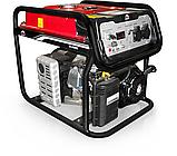 Бензиновий електрогенератор Vulkan SC4000E-II 3,8 кВт + масло 4Т 2шт., фото 2