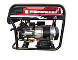 Бензиновий електрогенератор Vulkan SC4000E-II 3,8 кВт + масло 4Т 2шт., фото 4