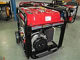 Бензиновий електрогенератор Vulkan SC6000E-II 5,5 кВт (34171) + масло 4Т 2шт., фото 3