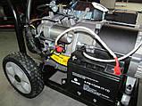 Бензиновий електрогенератор Vulkan SC6000E-II 5,5 кВт (34171) + масло 4Т 2шт., фото 4