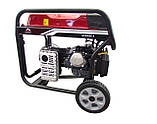 Генератор бензиновий Vulkan SC9000E-II (34175) + масло 4Т 2шт., фото 2