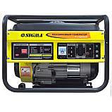 Генератор бензиновий 2.0/2.2 кВт 4-х тактний, ручний запуск SIGMA (5710201), фото 2