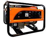 Бензиновий генератор Pezal PGG 2800X 2,5/2,8 кВт 220В, фото 2