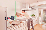 Лазерний нівелір Bosch Quigo green Set (0603663C01), фото 4