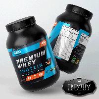 Протеин сывороточный PREMIUM WHEY 2000 / GARO Nutrition (клубника)