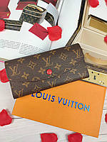Женский кошелек Louis Vuitton Луи Витон ЛВ топ модель