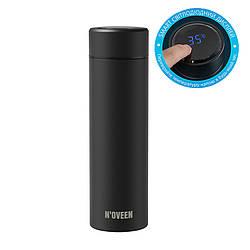 Термобутылка с дисплеем Smart Noveen TB2310