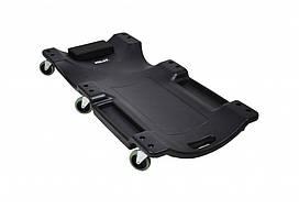 Підкатний лежак автослюсаря Siker для ремонту автомобіля (Лежак підкатний автослюсара для авторемонту