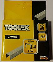 Скоба для ручного степлера 0.7* 12 *11.3 мм, фото 1