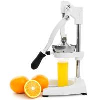 Механическая соковыжималка для цитрусовых и гранат SANA Citrus Press White
