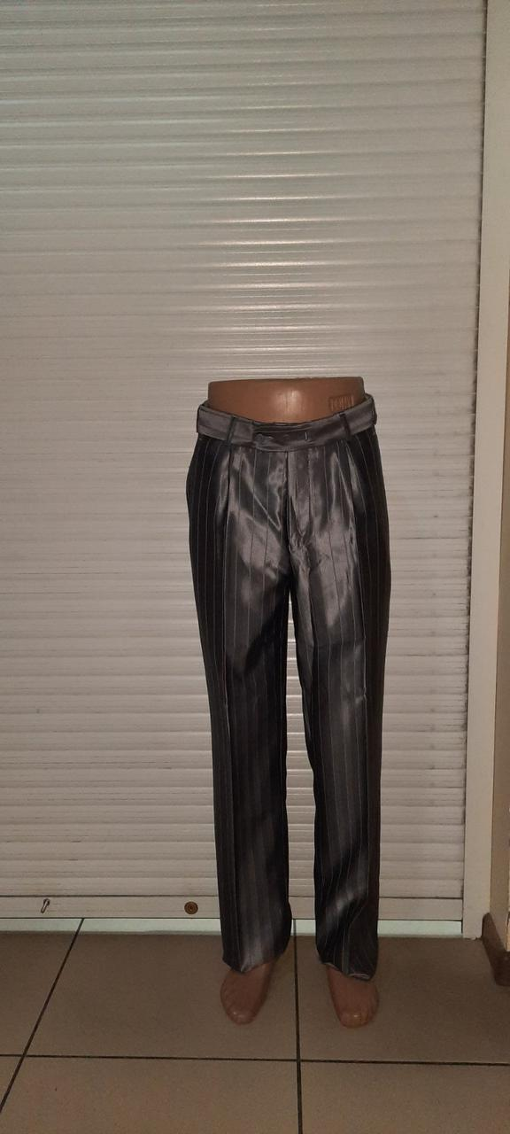 Мужские брюки West-Fashion модель 212 серые
