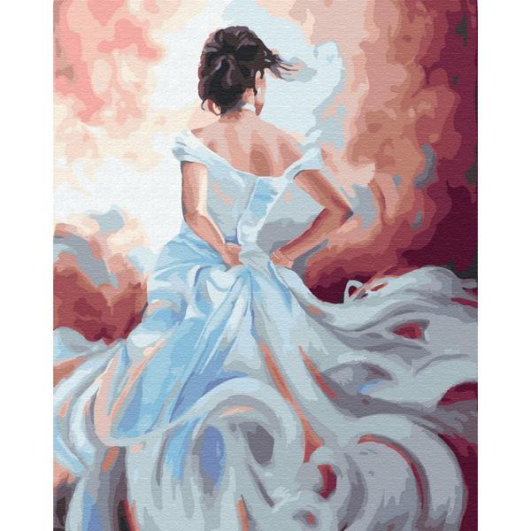 Дама вітрів (GX34007). Картини за номерами 40×50 див.