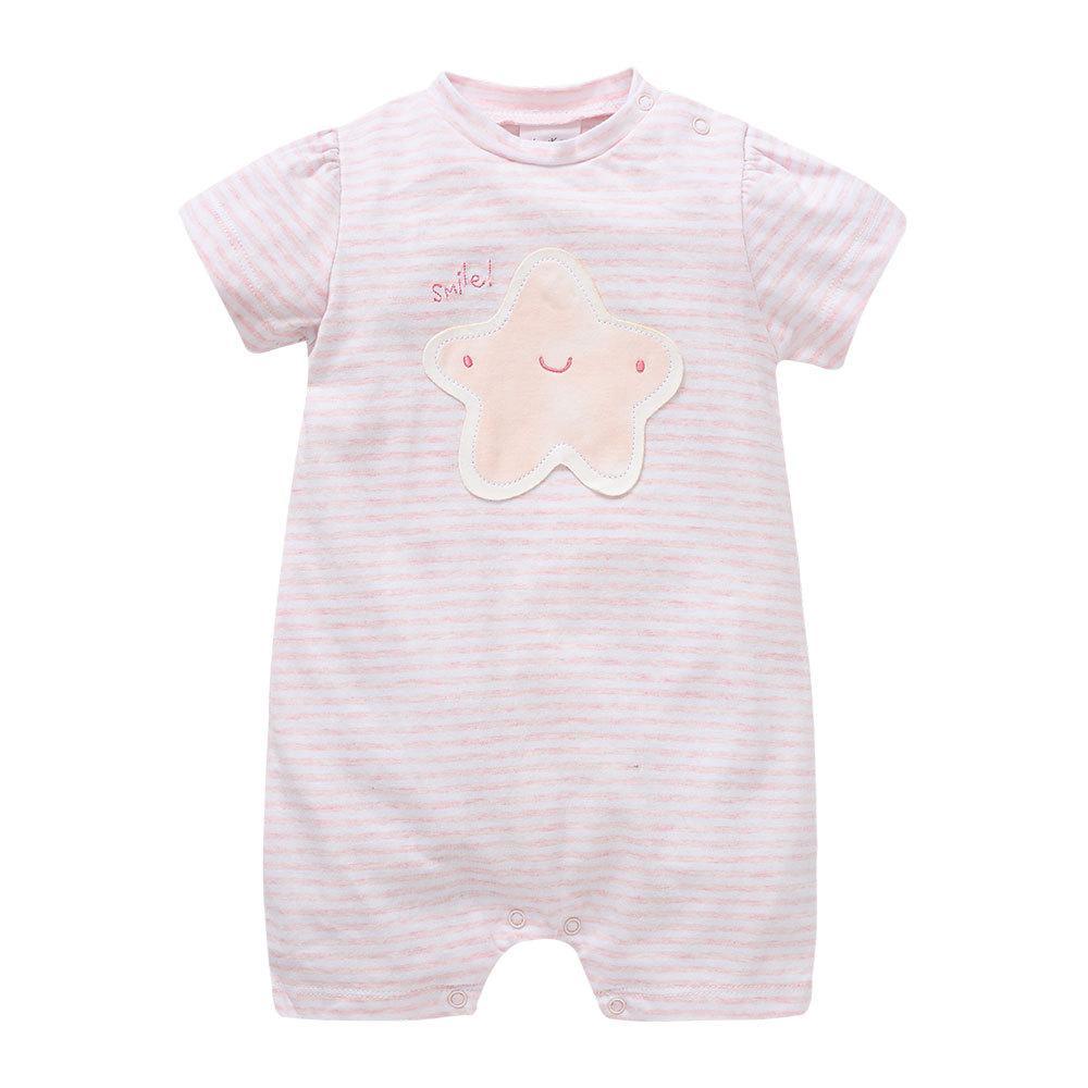 Песочник для девочки Smile, розовый Berni Kids (0-3 мес)