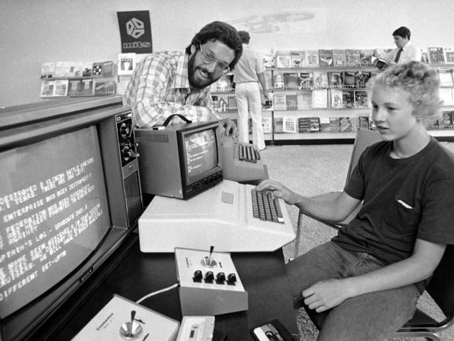 Компьютеры 70-80х годов