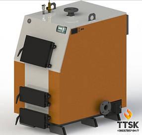 Твердотопливный котел Kotlant КВ-65 с электронной автоматикой и вентилятором