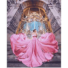 Очарованая Petit palais (PGX25458)Картина по номерам на цветном холсте 40×50 см.