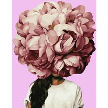 Цветочное головокружение (PGX36700)Картина по номерам на цветном холсте 40×50 см.