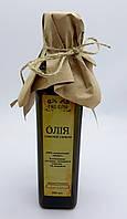 Нерафинированное тыквенное масло холодного отжима