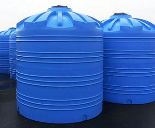 Резервуари для води і КАС