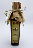Нерафинированое масло из семян льна холодного отжима 250 мл