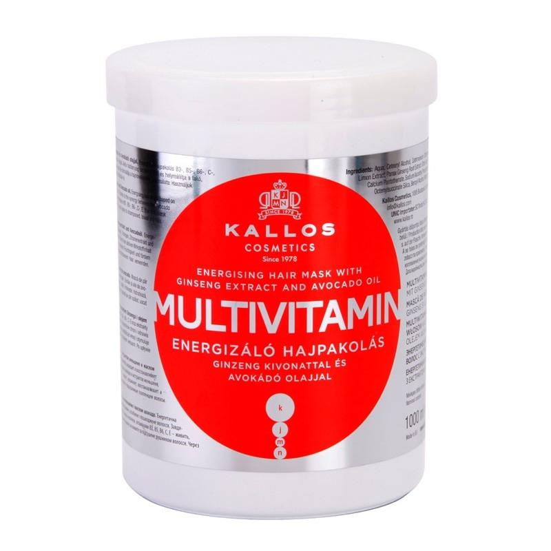 Маска для волосся Kallos мультивітамін 1000 мл