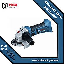 Аккумуляторная болгарка Bosch GWS 18-125 V-LI Каркас (060193A307)