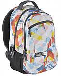 Рюкзак городской Paso 22 л Разноцветный (17-2808UG), фото 2