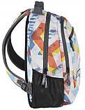 Рюкзак городской Paso 22 л Разноцветный (17-2808UG), фото 3