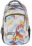 Рюкзак городской Paso 22 л Разноцветный (17-2808UG), фото 6
