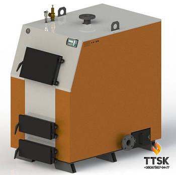 """Твердотопливный котел Kotlant КВ-98 с электронной автоматикой """"TECH"""" и функцией zPID"""